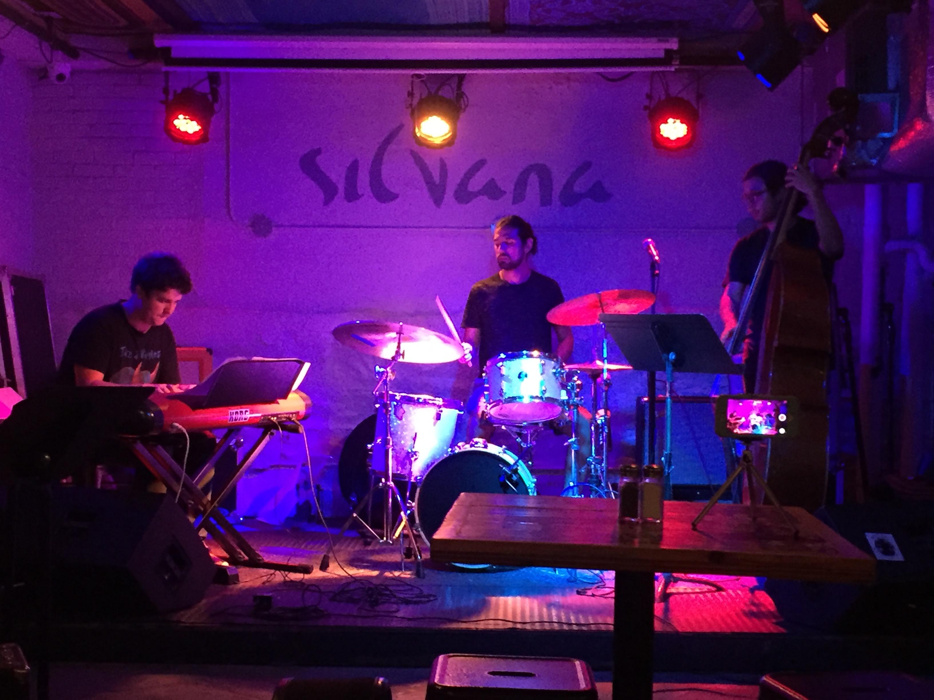 Experimental Trio at Silvana